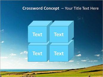 Sheaf InThe Field PowerPoint Template - Slide 19