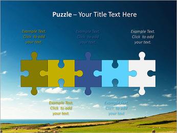 Sheaf InThe Field PowerPoint Template - Slide 21