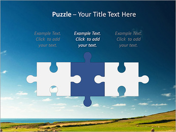 Sheaf InThe Field PowerPoint Template - Slide 22