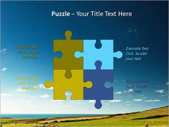 Sheaf InThe Field PowerPoint Template - Slide 23