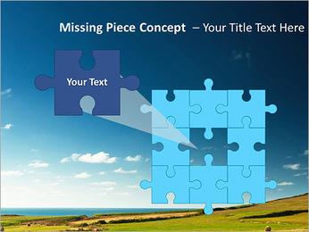 Sheaf InThe Field PowerPoint Template - Slide 25