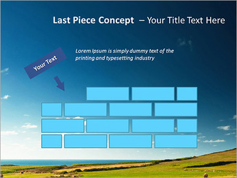 Sheaf InThe Field PowerPoint Template - Slide 26