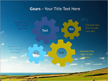 Sheaf InThe Field PowerPoint Template - Slide 27