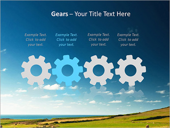 Sheaf InThe Field PowerPoint Template - Slide 28