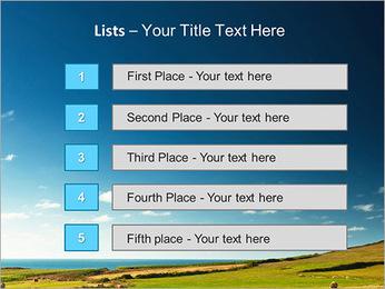 Sheaf InThe Field PowerPoint Template - Slide 3