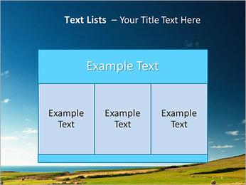 Sheaf InThe Field PowerPoint Template - Slide 39