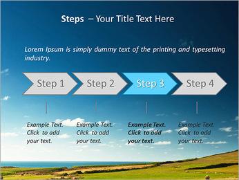 Sheaf InThe Field PowerPoint Template - Slide 4
