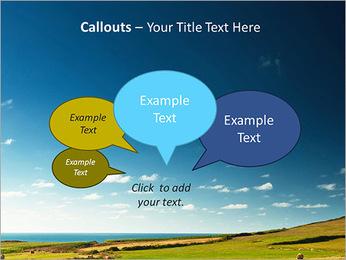 Sheaf InThe Field PowerPoint Template - Slide 53
