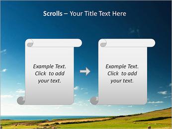 Sheaf InThe Field PowerPoint Template - Slide 54