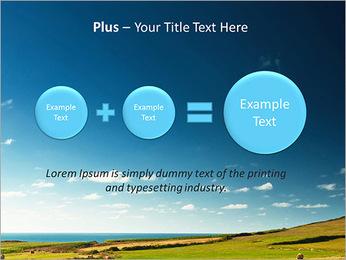 Sheaf InThe Field PowerPoint Template - Slide 55