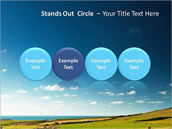 Sheaf InThe Field PowerPoint Template - Slide 56
