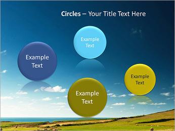 Sheaf InThe Field PowerPoint Template - Slide 57