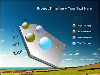 Sheaf InThe Field PowerPoint Template - Slide 6