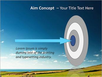 Sheaf InThe Field PowerPoint Template - Slide 63