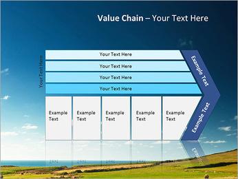 Sheaf InThe Field PowerPoint Template - Slide 7