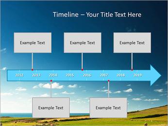 Sheaf InThe Field PowerPoint Template - Slide 8