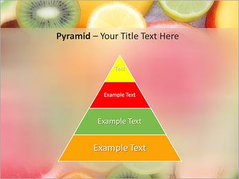 Les tranches de fruits Modèles des présentations  PowerPoint - Diapositives 10