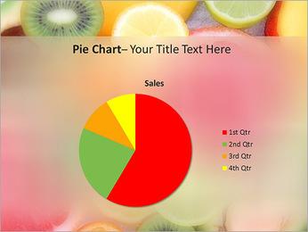 Les tranches de fruits Modèles des présentations  PowerPoint - Diapositives 16
