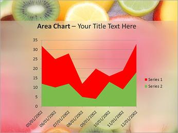 Les tranches de fruits Modèles des présentations  PowerPoint - Diapositives 33