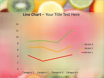 Les tranches de fruits Modèles des présentations  PowerPoint - Diapositives 34