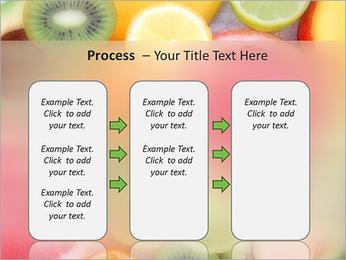 Les tranches de fruits Modèles des présentations  PowerPoint - Diapositives 66