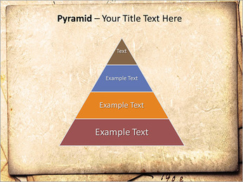 Postal Retro Plantillas de Presentaciones PowerPoint - Diapositiva 10
