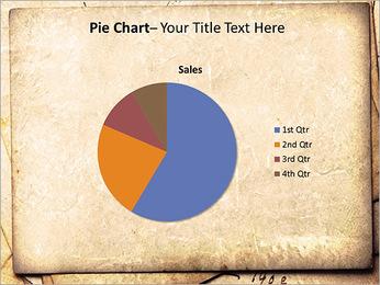 Postal Retro Plantillas de Presentaciones PowerPoint - Diapositiva 16