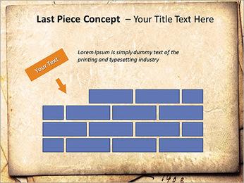 Postal Retro Plantillas de Presentaciones PowerPoint - Diapositiva 26