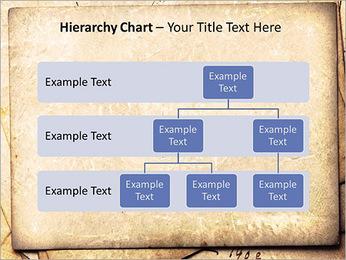 Postal Retro Plantillas de Presentaciones PowerPoint - Diapositiva 47