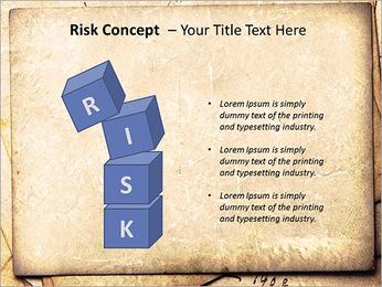 Postal Retro Plantillas de Presentaciones PowerPoint - Diapositiva 61