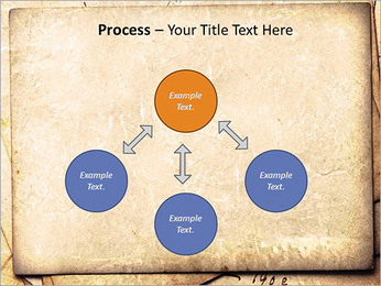 Postal Retro Plantillas de Presentaciones PowerPoint - Diapositiva 71