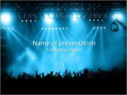 Music Concert PowerPoint Templates