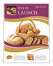 Tasty Bread Flyer Template