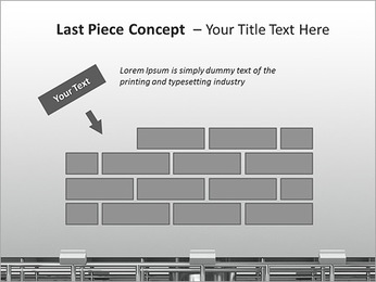 Highway Billboard PowerPoint Template - Slide 26