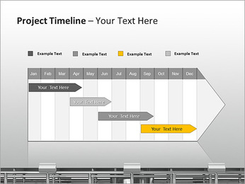 Highway Billboard PowerPoint Template - Slide 5