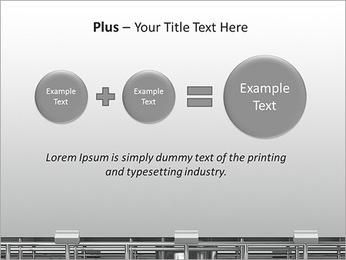 Highway Billboard PowerPoint Template - Slide 55