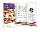 Various Sandwiches Brochure Templates