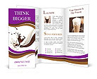 Coffee With Milk Brochure Templates