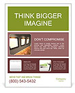 Gallery Exhibition Poster Template
