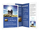 Tracking Tour Brochure Templates
