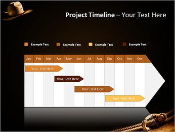 Chapeau Et Lasso Modèles des présentations  PowerPoint - Diapositives 5