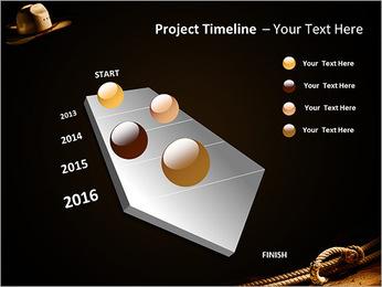 Chapeau Et Lasso Modèles des présentations  PowerPoint - Diapositives 6