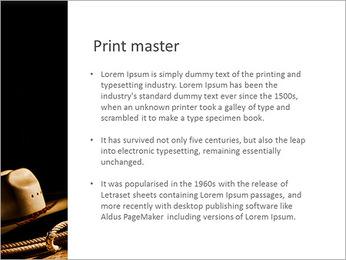 Chapeau Et Lasso Modèles des présentations  PowerPoint - Diapositives 76
