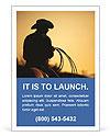 Cowboy Ride Les clichés des annonces publicitaires