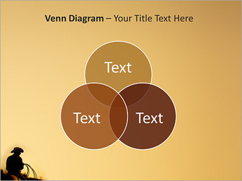 Tour de cowboy Modèles des présentations  PowerPoint - Diapositives 13