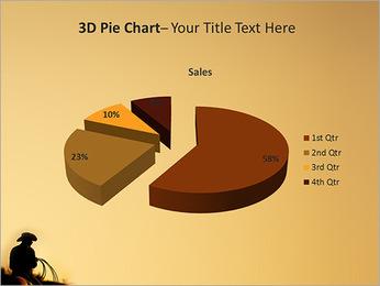 Tour de cowboy Modèles des présentations  PowerPoint - Diapositives 15