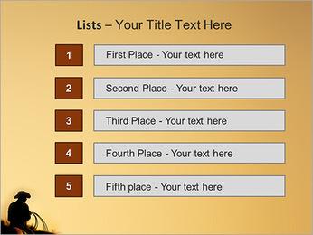 Tour de cowboy Modèles des présentations  PowerPoint - Diapositives 3