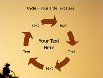 Tour de cowboy Modèles des présentations  PowerPoint - Diapositives 42