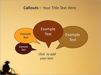 Tour de cowboy Modèles des présentations  PowerPoint - Diapositives 53