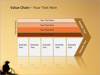 Tour de cowboy Modèles des présentations  PowerPoint - Diapositives 7